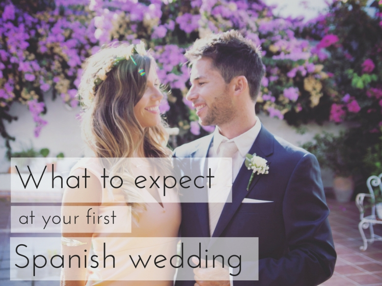 Wedding In Spanish.A Few Major Differences Between Spanish And American Weddings This